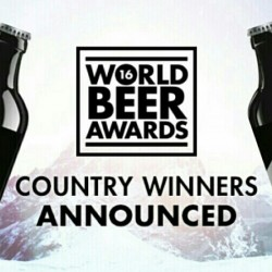 Il Birrificio Artigianale Birradamare Premiato al Concorso World Beer Awards 2016!